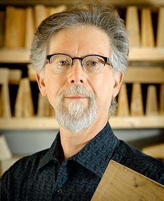 David T. Van Zandt, Violin Maker